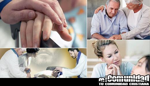 Collage: ¿Qué dice la Biblia acerca de la oración por los enfermos?