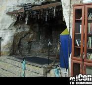 ¿La cueva de Elías el profeta en peligro?
