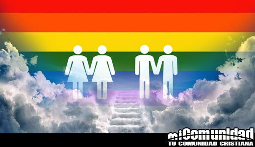 ¿Las personas homosexuales van al cielo?