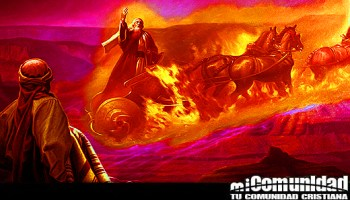 ¿Por qué Dios llevó a Elías al cielo en un carro de fuego?