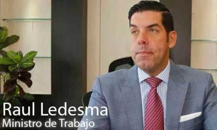 Según Ministro de Trabajo se generaron 243.000 empleos en Ecuador entre marzo de 2017 y marzo de 2018.