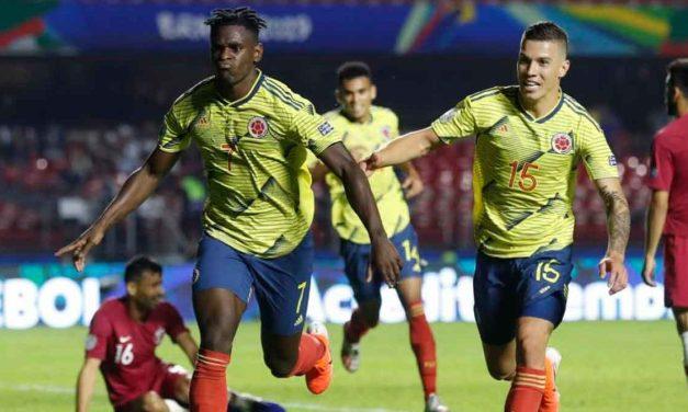 Colombia se mete a cuartos de final