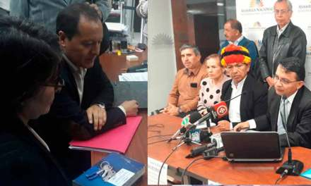 Impulsan una demanda de inconstitucionalidad contra el FMI en Ecuador.