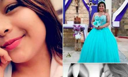 Una joven de 15 años de edad se quita la vida.