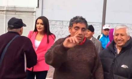 Jubilados cumplen más de 48 horas de «huelga de hambre» exigiendo pago de pensiones.