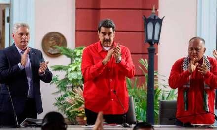 Nicolás Maduro se refirió a Lenin Moreno como bazofia.