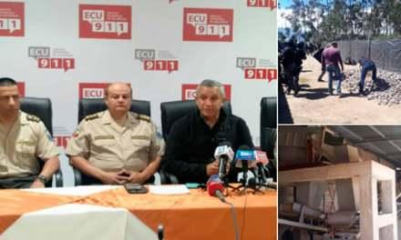 Policía allana hostería de Agustín Delgado