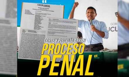 ¡Inicia persecución judicial para Alcalde Abraham Freire y varias autoridades por paro en Sucumbios!