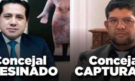Concejal alterno de Riobamba habría mandado asesinar a su compañero.