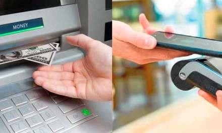 Nueva tarifa para billetera móvil y cajeros automáticos.
