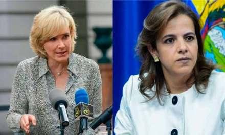 Cynthia Viteri: María Paula Romo es responsable por 'caos que en materia delincuencial vive Ecuador'