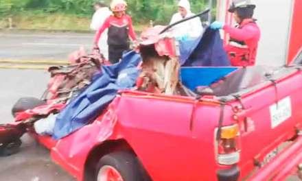 Accidente Fatal en vía La Unión – Independencia.