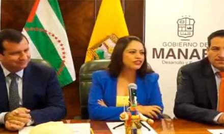 Prefecta de Pichincha anuncia apoyo a Manabí en defensa de la Refinería