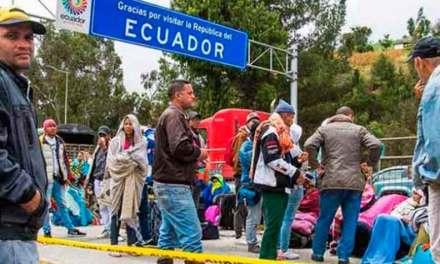 Colombia pide establecer corredor humanitario, Ecuador analiza.