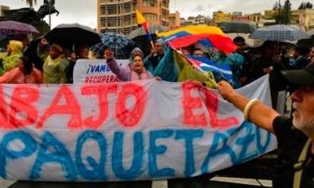 Crisis en Ecuador es inducida por Lenin Moreno, y por exigencias del FMI. Video