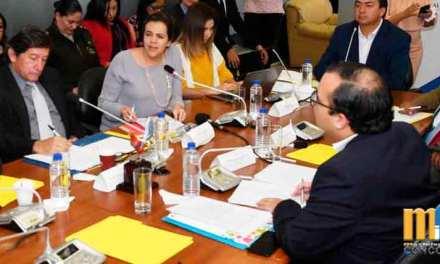 Juicios Políticos fueron calificados por la CAL en contra de Maria Paula Romo