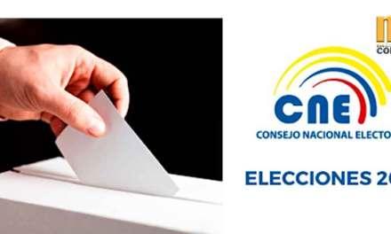 CNE fija límite del gasto electoral para campaña en las elecciones de febrero 2021