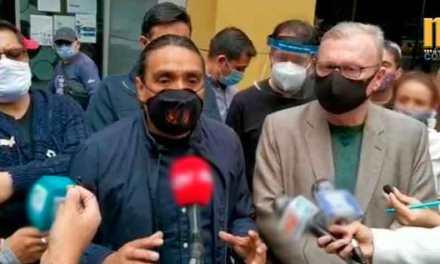 """Tras reconocerse un """"error en el sistema"""", Virgilio Hernández recuperó su libertad"""