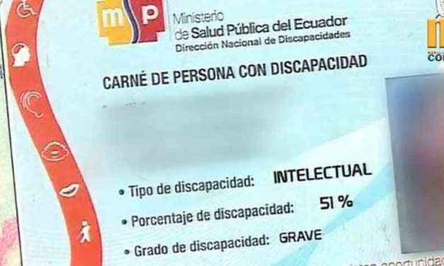 Se anularán 2.545 carnets de discapacidad ilegales