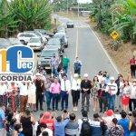Gobierno Provincial hizo entrega oficial de la vía  Plan Piloto – La Villegas