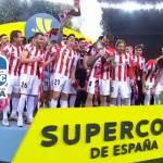 Athletic de Bilbao se llevó la SUPERCOPA de España a casa