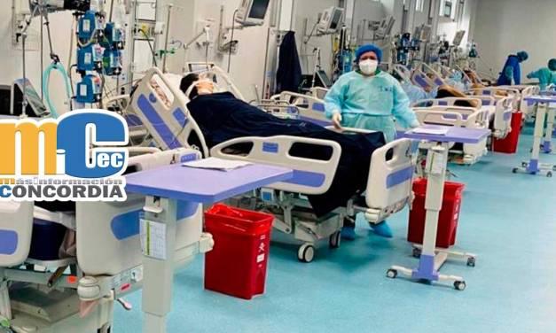 Cifra récord de hospitalizados en Ecuador: 1.339 en un día