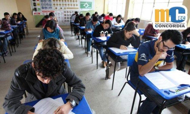 EAES SE ELIMINA EN ECUADOR, EXAMEN DE ACCESO A EDUCACIÓN SUPERIOR
