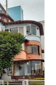 Las casas de Neruda