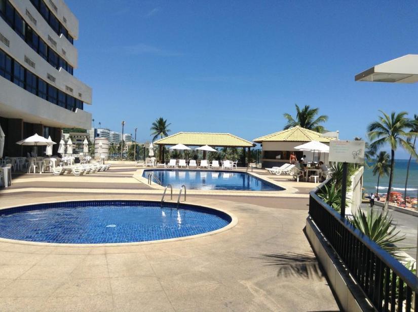 foto de la piscina