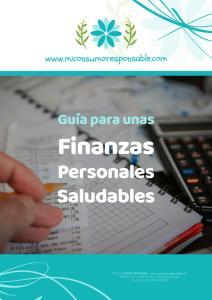Guía de Finanzas Personales Saludables