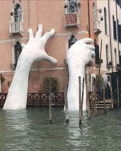 """Escultura """"soporte"""""""
