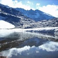 Andalucía: Pico Veleta