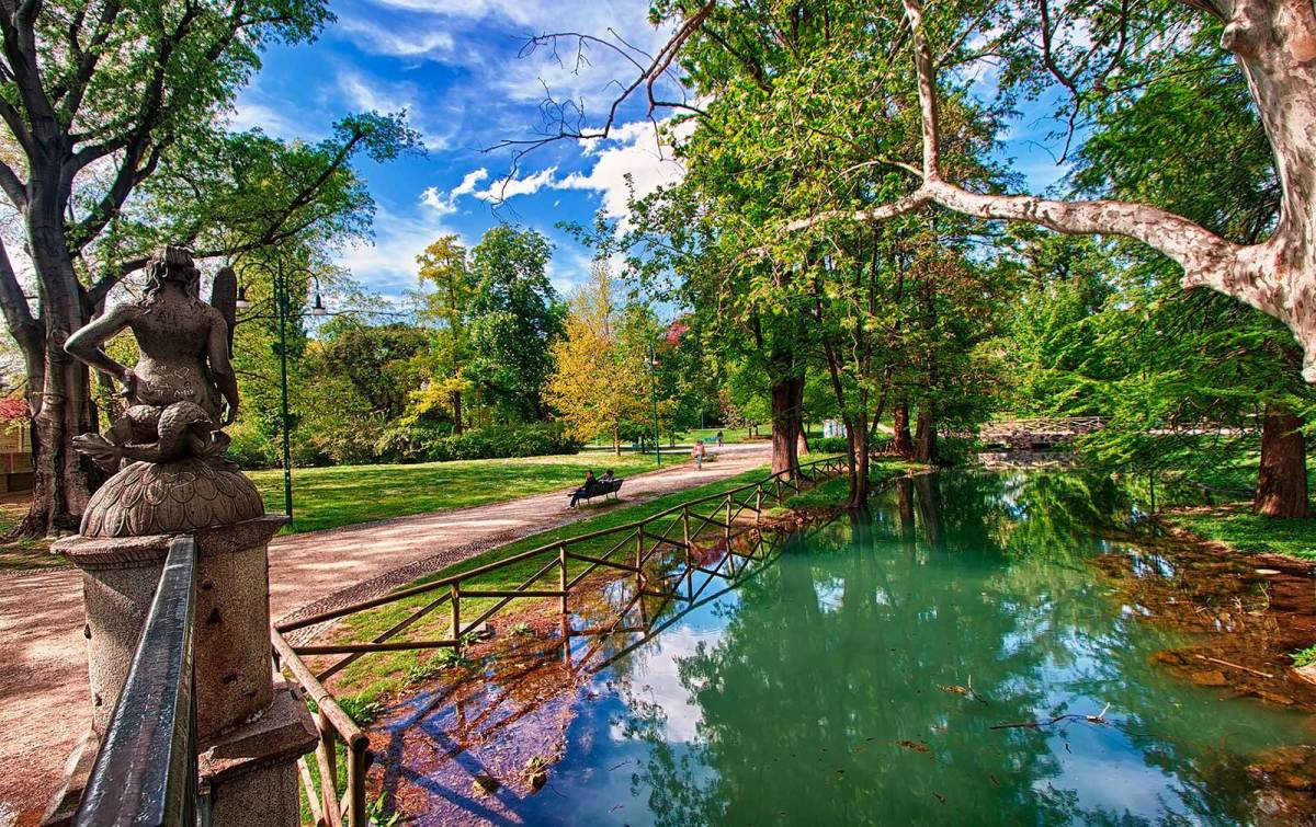 MilanTrip: Parque Sempione