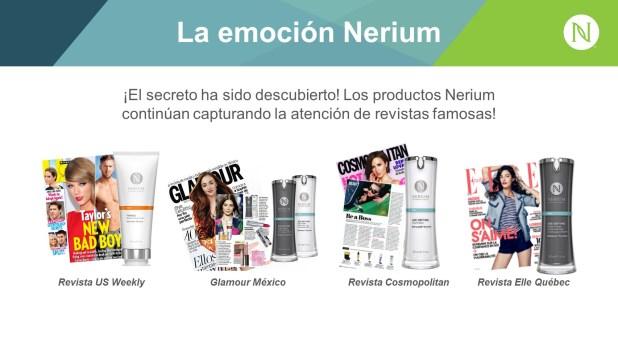 Nerium Micontenidovirtual