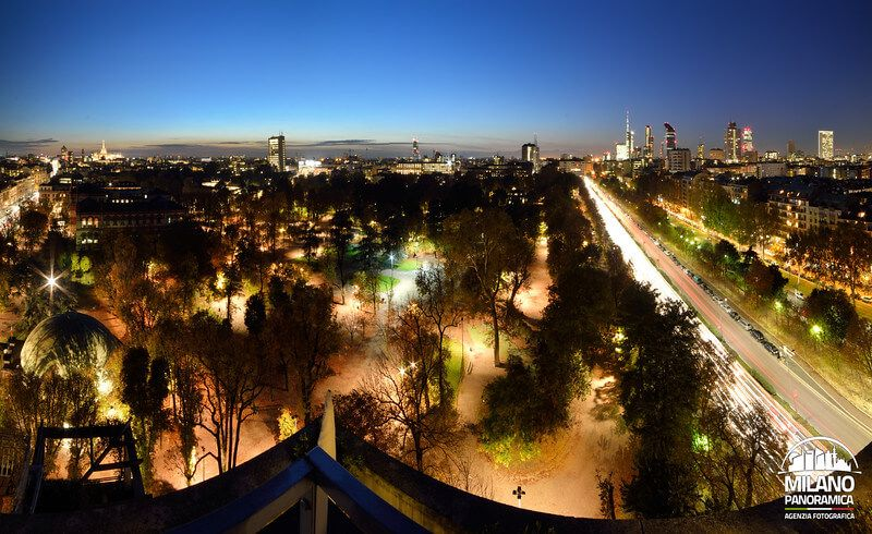 Milán: Jardines Públicos Indro Montanelli