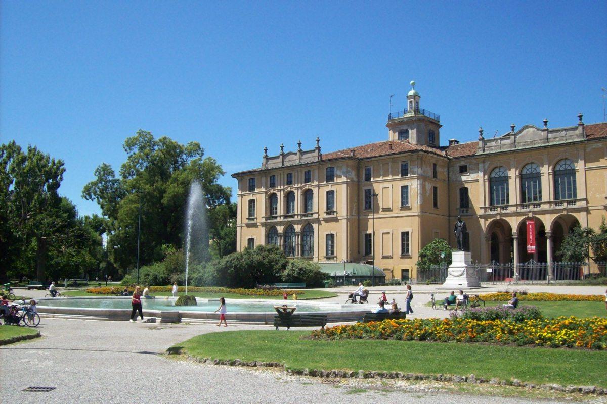 Milan: Jardines Públicos Indro Montanelli