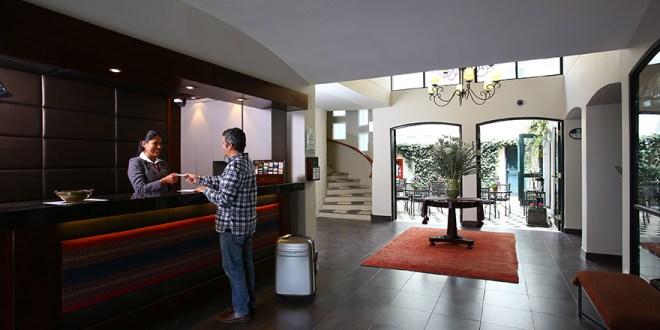Cusco: Hotel Los Portales