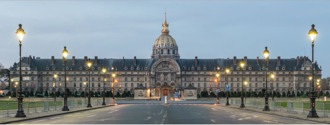 París: Los Invalidos