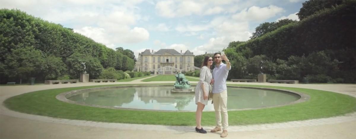 París: Museo Rodin