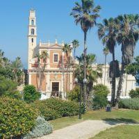 Israel: Santuario de San Pedro en Jaffa