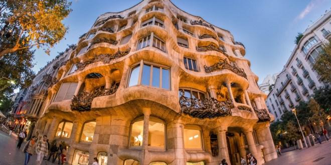 Barcelona: Casa Milà – La Pedrera