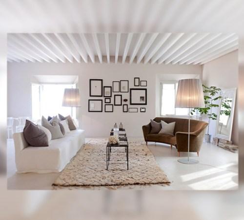 Inspiration Day Living Room Salon  by La Musa Decoracion