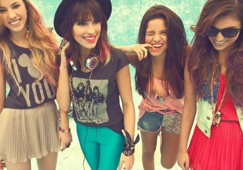 Moda-adolescentes