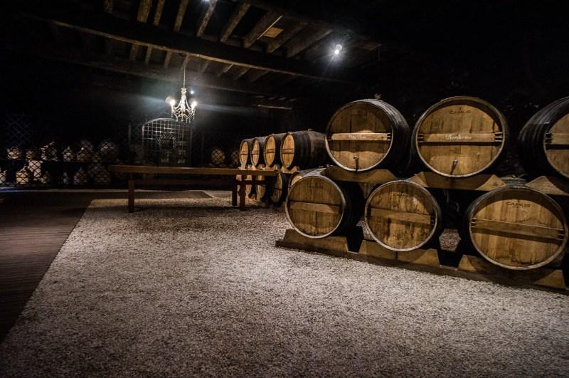 Cave de cognac au 12mm 7artisans