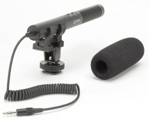 A budget-friendly mic for your video camera