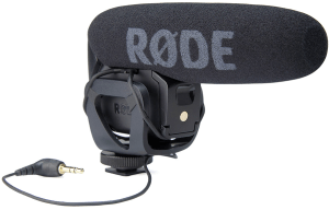 Our pick for the best microphone for DSLR cameras