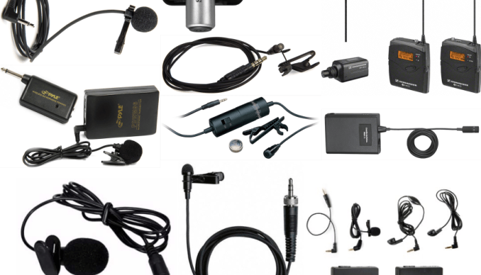 The Top 10 Best Lavalier Microphones in the Market | Mic Reviews