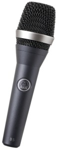 AKG's best dynamic mic for the money
