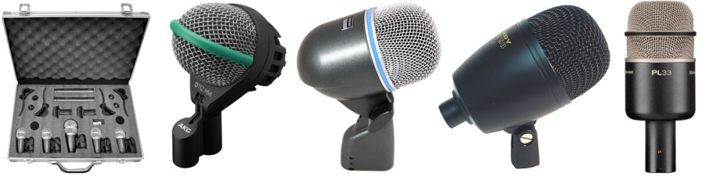 We review the top best kick drum mics in the market