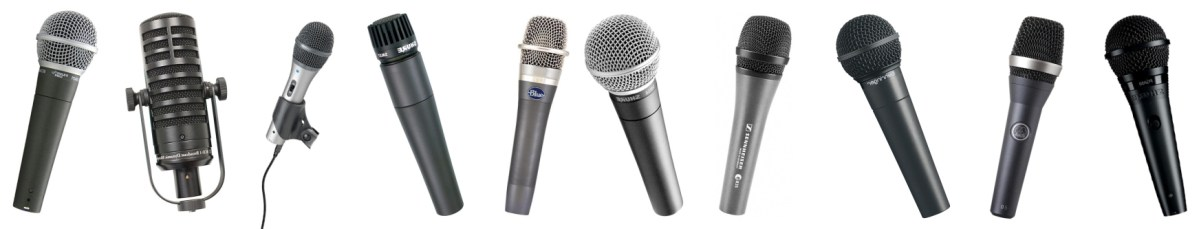 the top 10 best dynamic microphones on earth mic reviews. Black Bedroom Furniture Sets. Home Design Ideas